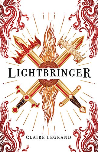 All YA fantasy releases in 2020 including Lightbringer!