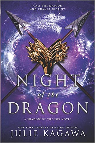Night of the Dragon is one of many ya fantasy books published in 2020. Check out the rest of this complete list!