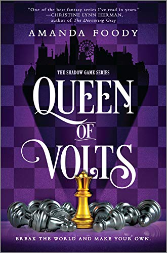 Complete list of ya fantasy books released in 2020. Includes Queen of Volts and more!