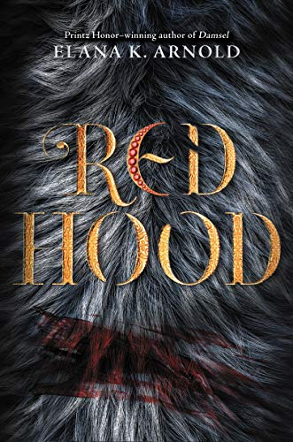 Red Hood. Part of this complete list of YA Fantasy books published in 2020!