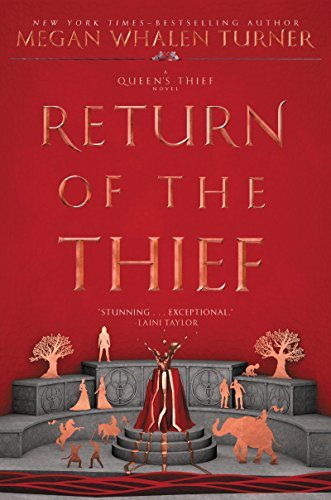 Complete list of ya fantasy books released in 2020. Includes Return of the Thief and more!