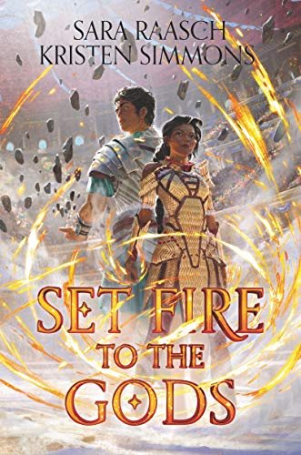 Check out these 2020 Young Adult Fantasy releases including Set Fire to the Gods and more!