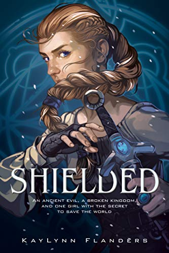 Shielded is just one of many YA Fantasy books coming out in 2020!