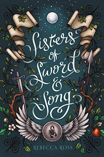 This is the only list you need of young adult fantasy books 2020. It includes Sisters of Sword and Song and more!