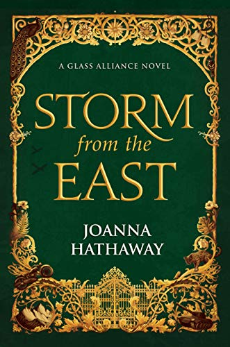 Storm from the East. Part of this complete list of YA Fantasy books published in 2020!