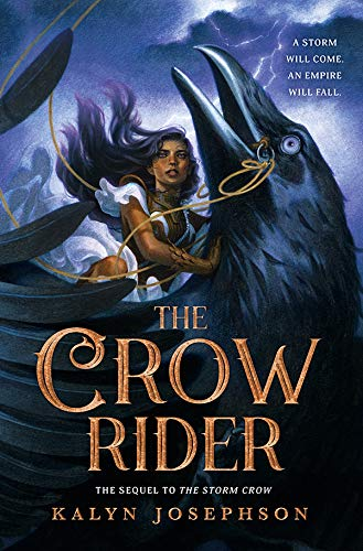This is the only list you need of young adult fantasy books 2020. It includes The Crow Rider and more!