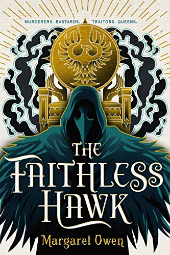 The Faithless Hawk is just one of many YA Fantasy books coming out in 2020!