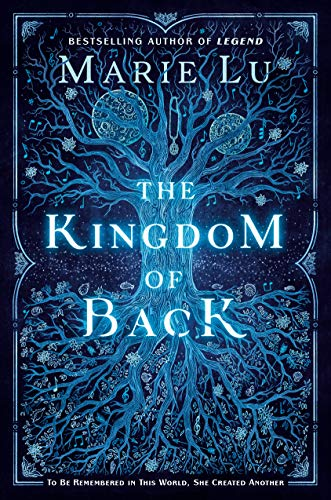 The Kingdom of Back is one of many ya fantasy books published in 2020. Check out the rest of this complete list!