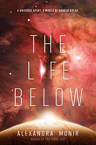 The Life Below. Part of this complete list of YA Fantasy books published in 2020!