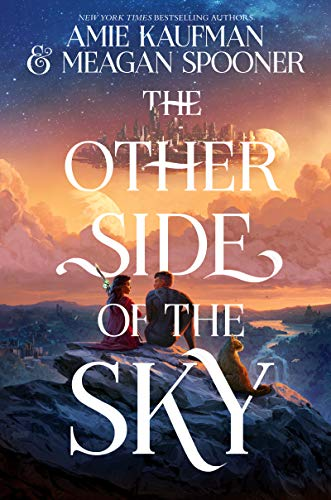 Complete list of ya fantasy books released in 2020. Includes The Other Side of the Sky and more!