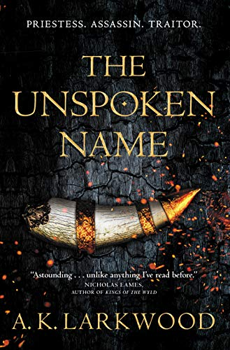 The Unspoken Name. Part of this complete list of YA Fantasy books published in 2020!
