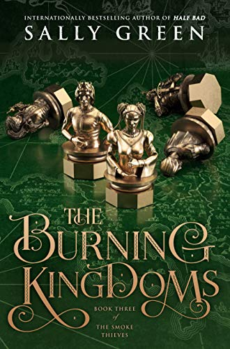 Check out these 2020 Young Adult Fantasy releases including The Burning Kingdoms and more!