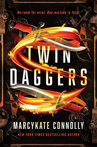 Check out these 2020 Young Adult Fantasy releases including Twin Daggers and more!
