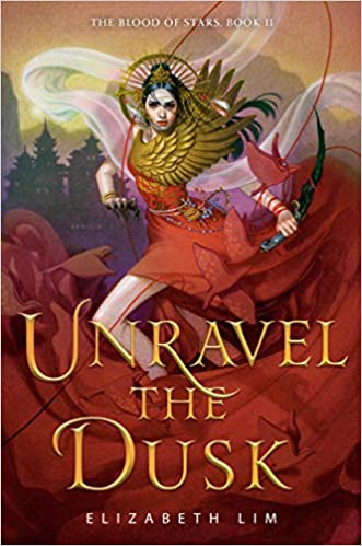 Unravel the Dusk is just one of many YA Fantasy books coming out in 2020!