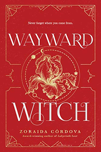 Complete list of ya fantasy books released in 2020. Includes Wayward Witch and more!