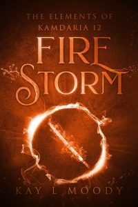 Fire Storm (The Elements of Kamdaria Book 12) by Kay L Moody. The FINAL book in the series is finally here. Binge the whole series now!
