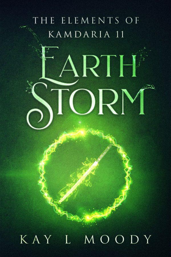 Earth Storm by Kay L. Moody, NOVELLA 11 in The Elements of Kamdaria NOVELLAS.