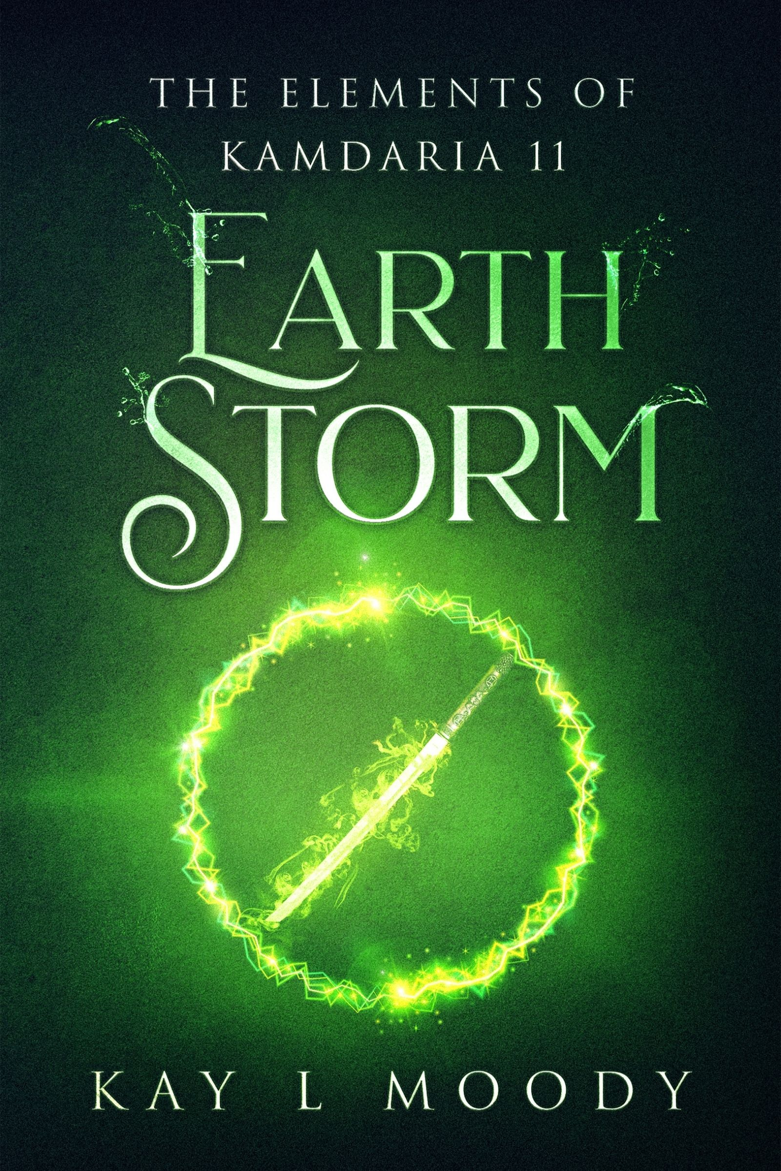 Earth Storm (The Elements of Kamdaria Book 11) by Kay L Moody. Talise is ready to change the empire, but she might not have the strength to do it.