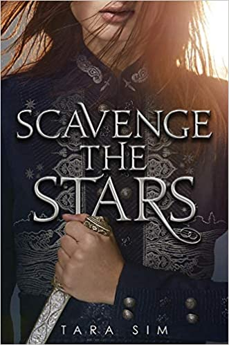 Scavenge the Stars is one of the many exciting books we have in our list of YA fantasy novels to read before summer!