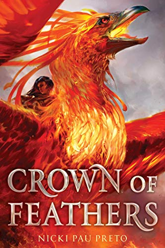 Teen fantasy books to read before summer, including Crown of Feathers!