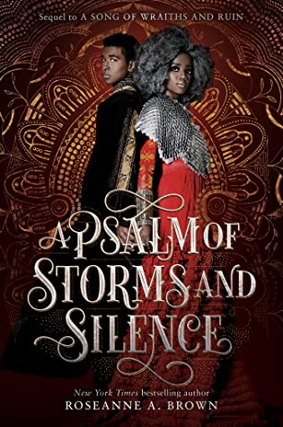 A Psalm of Storms and Silence is an upcoming ya fantasy release we are super excited for!