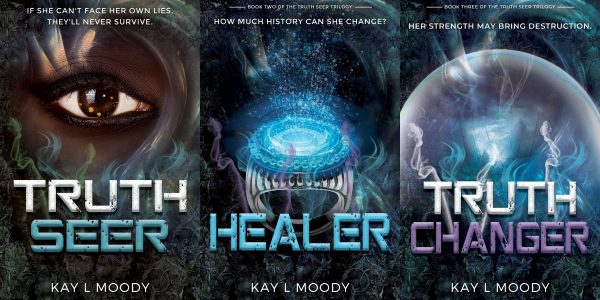 Truth Seer Trilogy by Kay L. Moody